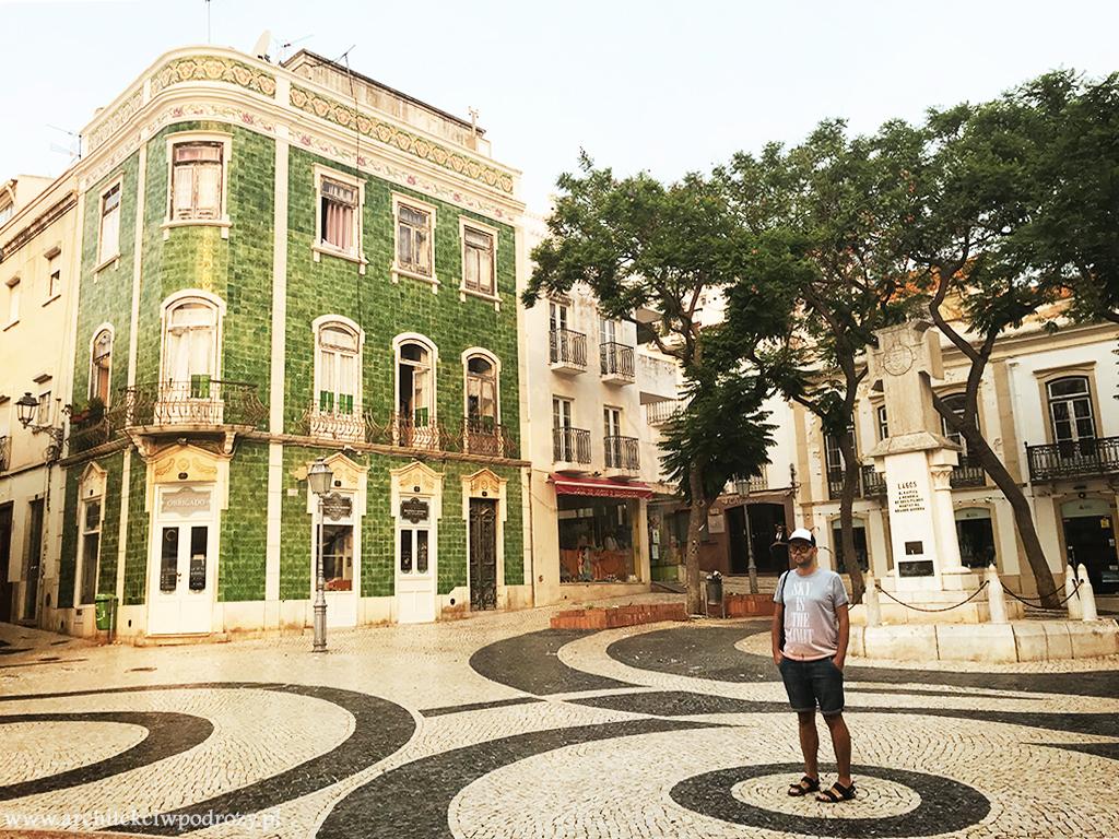 lagos 1 - Portugalia-informacje ogólne i wybrzeże Algarve