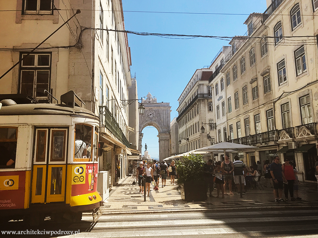 lizbona1 - Portugalia-informacje ogólne i wybrzeże Algarve