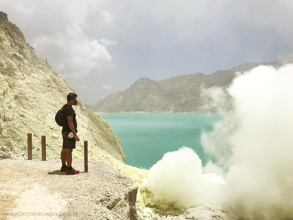 lukijen - Jawa: wulkan Ijen, Bromo, Yogyakarta i świątynie