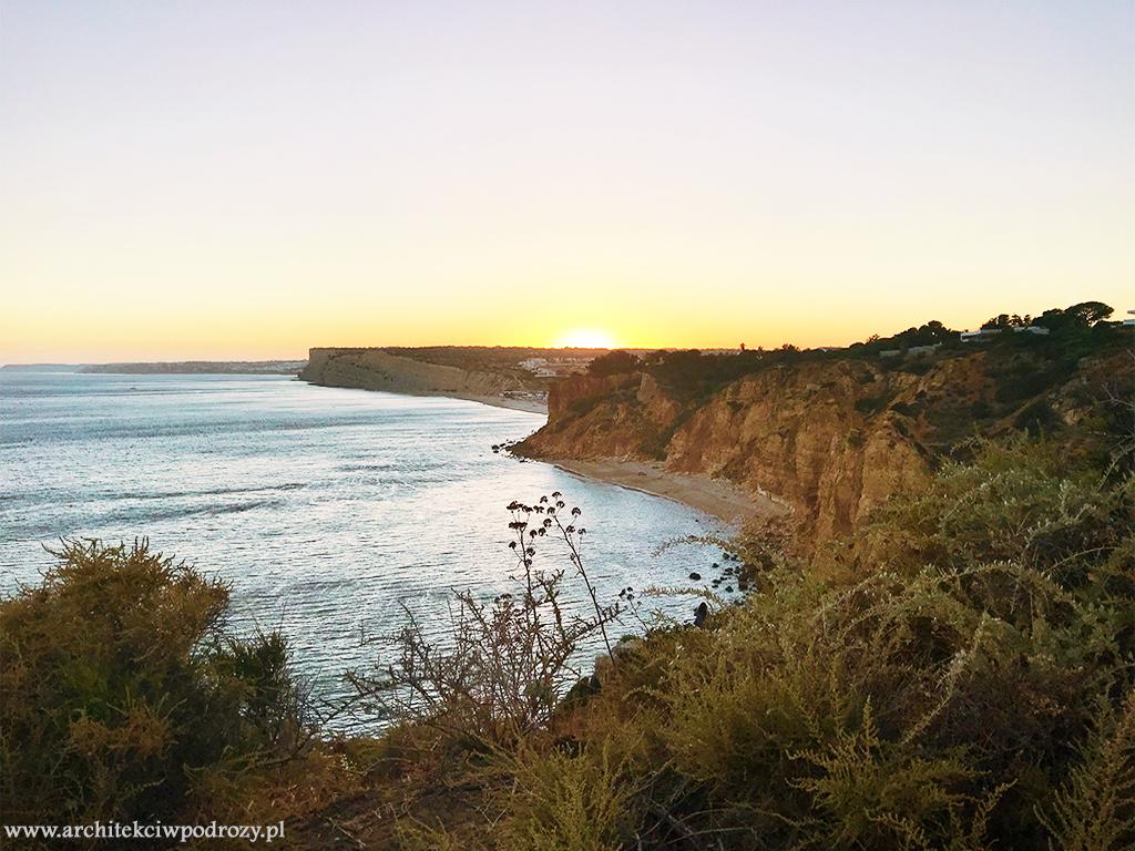ponta da piedade 1 - Portugalia-informacje ogólne i wybrzeże Algarve