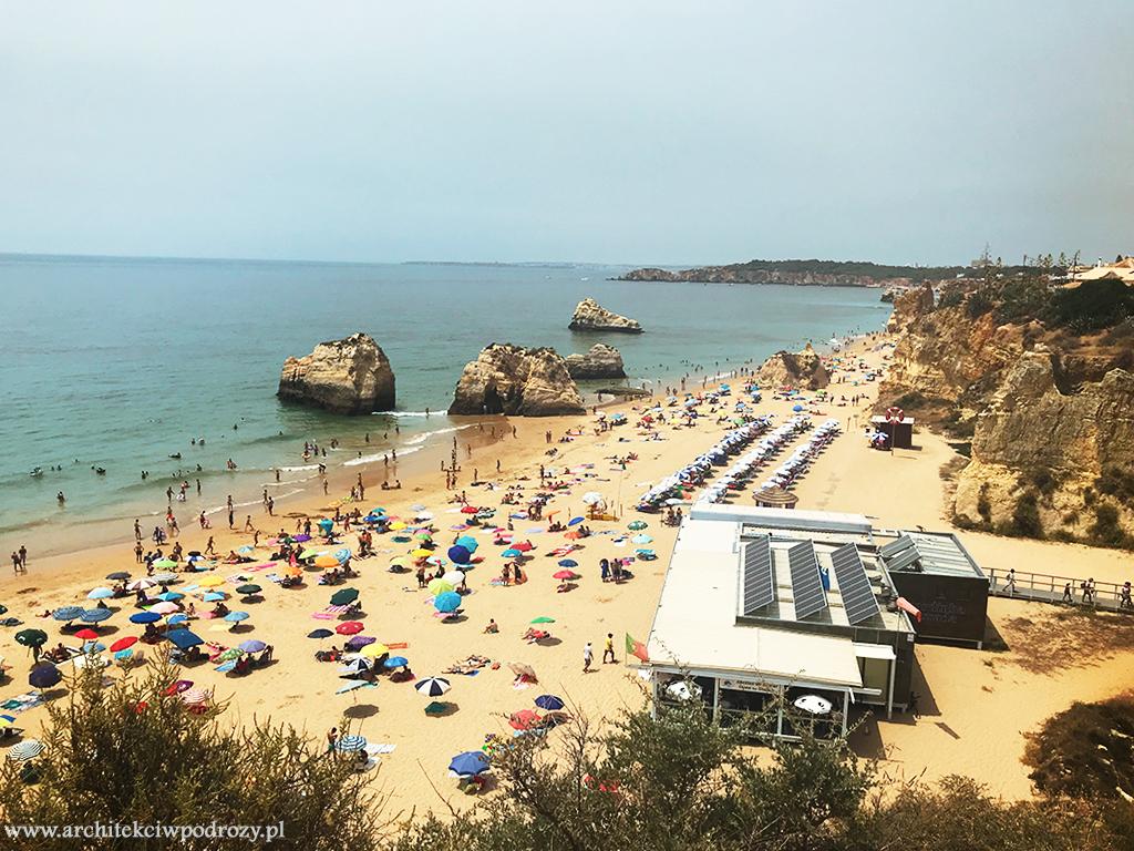 praia da roha - Portugalia-informacje ogólne i wybrzeże Algarve