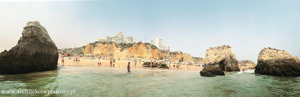 praia da roha1 - Portugalia-informacje ogólne i wybrzeże Algarve