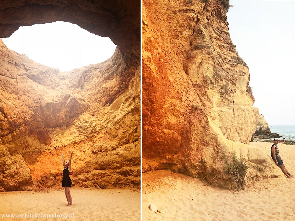 praia da roha2 - Portugalia-informacje ogólne i wybrzeże Algarve