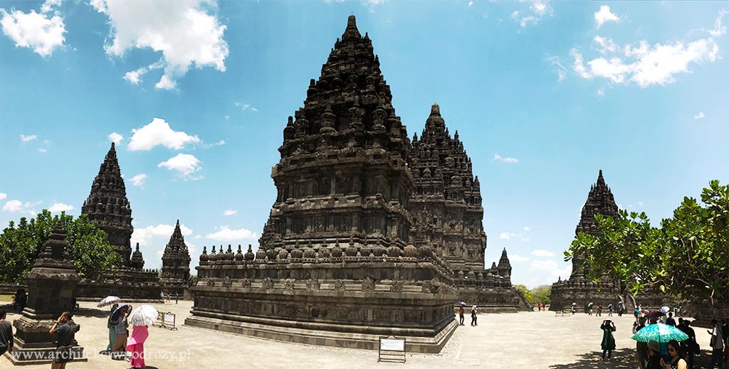 prambanan 3 - Jawa: wulkan Ijen, Bromo, Yogyakarta i świątynie