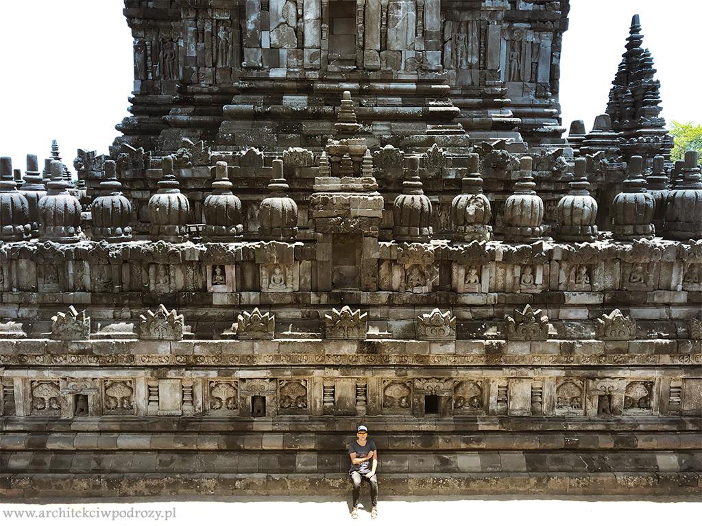 prambanan 4 - Jawa: wulkan Ijen, Bromo, Yogyakarta i świątynie