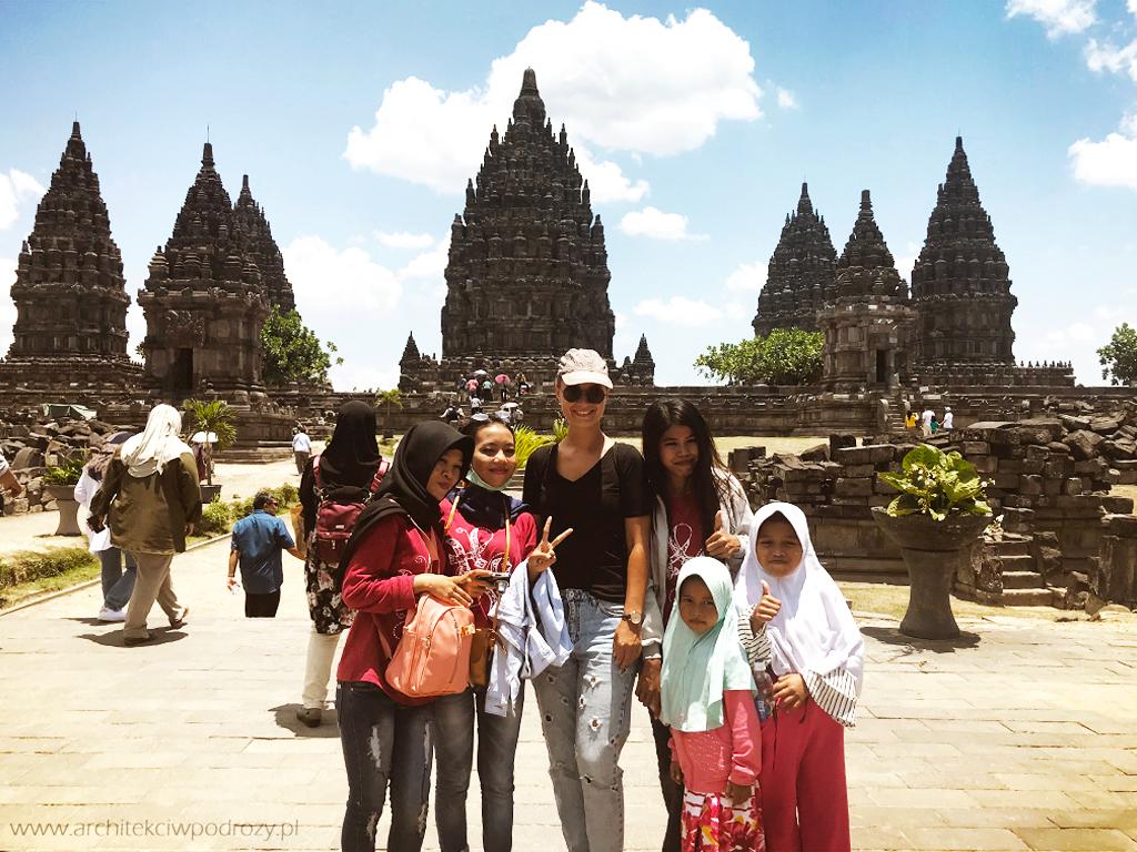 prambanan 5 - Jawa: wulkan Ijen, Bromo, Yogyakarta i świątynie