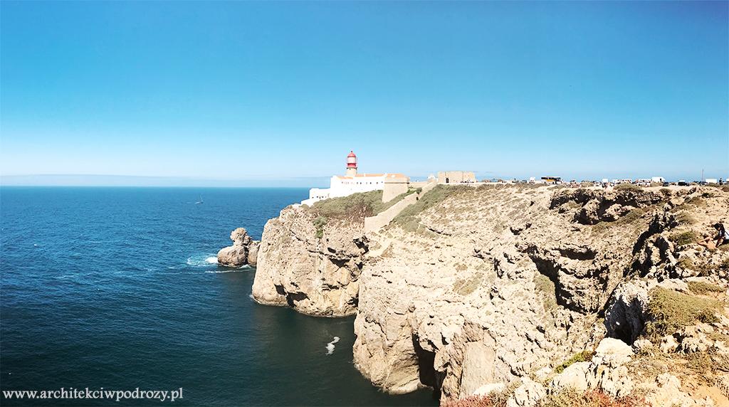 przyladek - Portugalia-informacje ogólne i wybrzeże Algarve