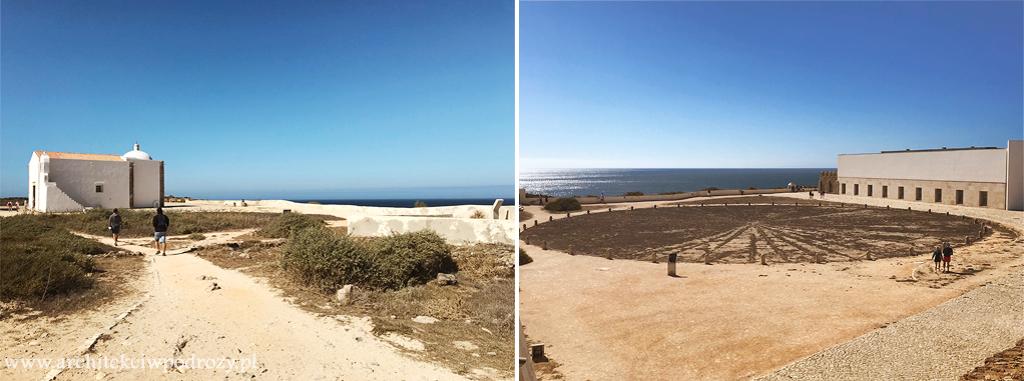twierdza - Portugalia-informacje ogólne i wybrzeże Algarve