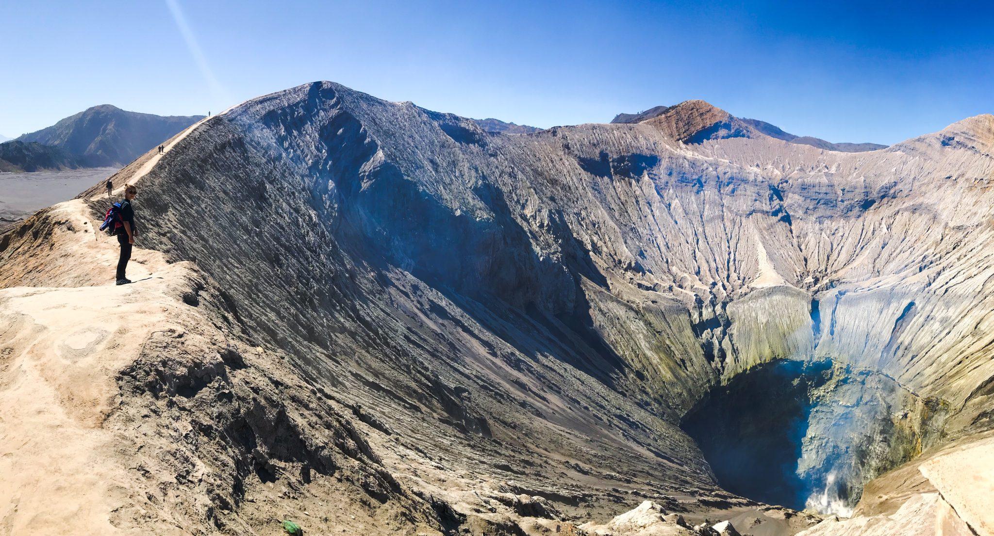 IMG 1598 - Jawa: wulkan Ijen, Bromo, Yogyakarta i świątynie