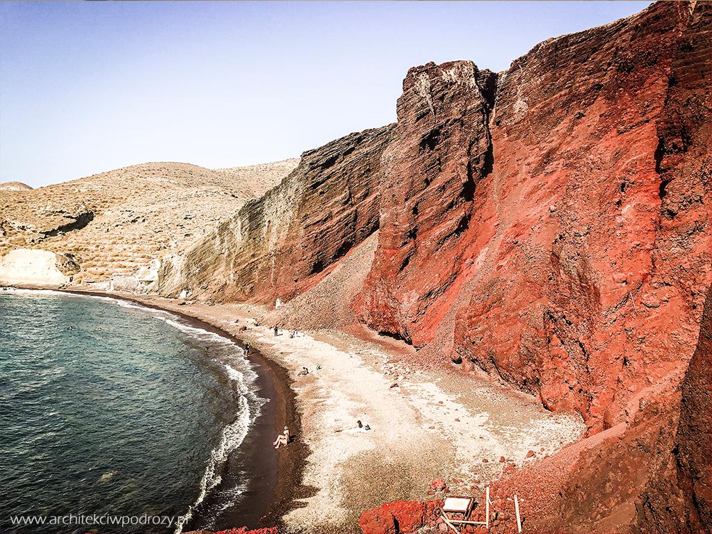 013 Santorini - Greckie Santorini w listopadzie