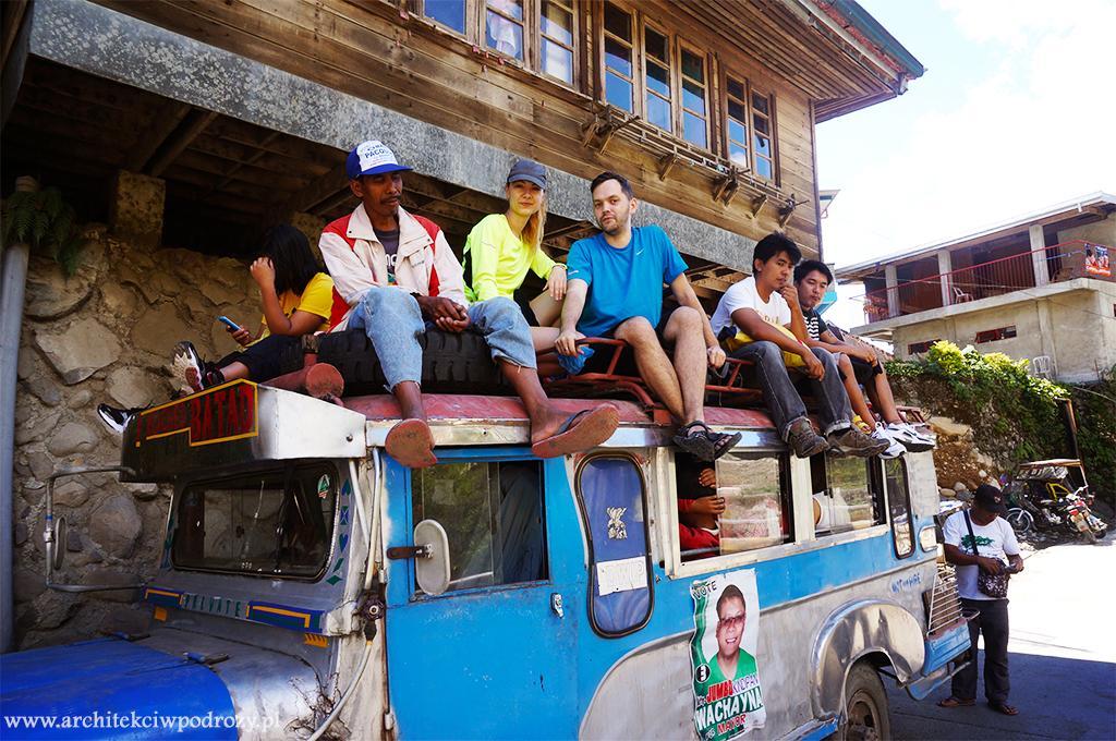 015 - Filipiny atrakcje wyspy Luzon