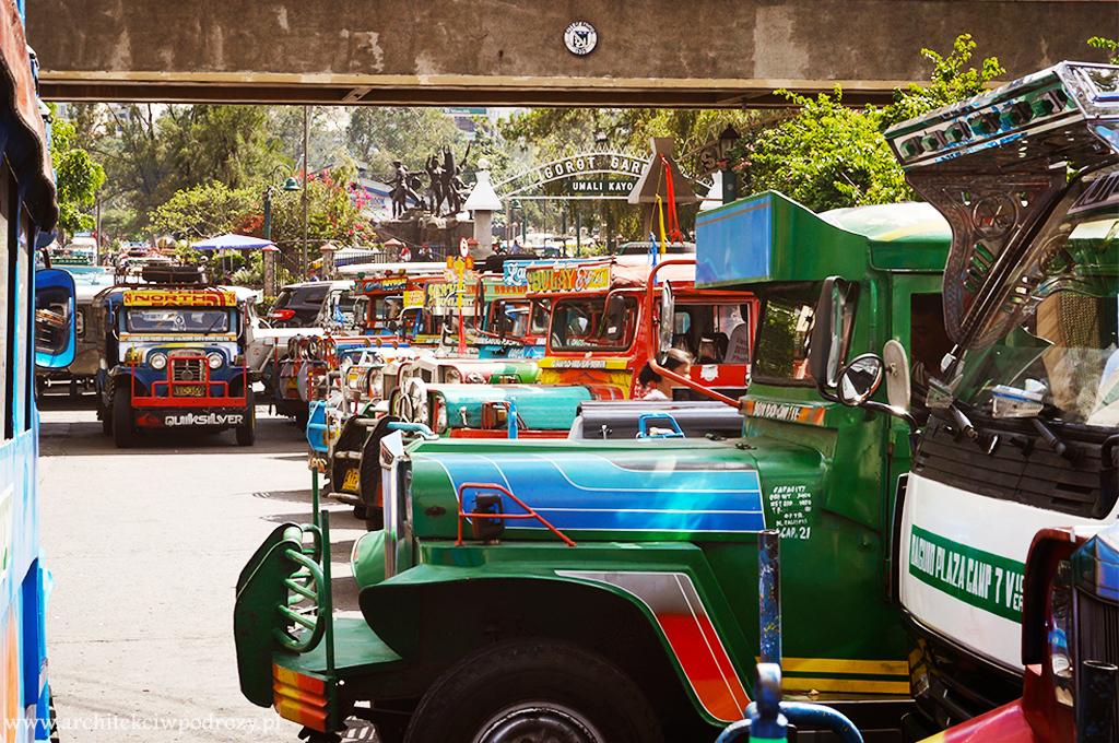 022 - Filipiny atrakcje wyspy Luzon