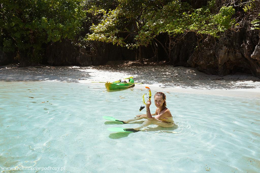 042 - Filipiny najlepsze atrakcje Palawan