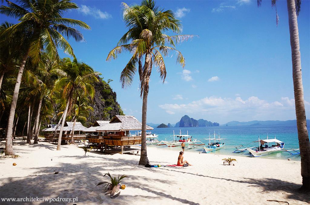 047 - Filipiny najlepsze atrakcje Palawan