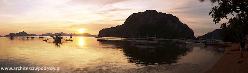 054 - Filipiny najlepsze atrakcje Palawan