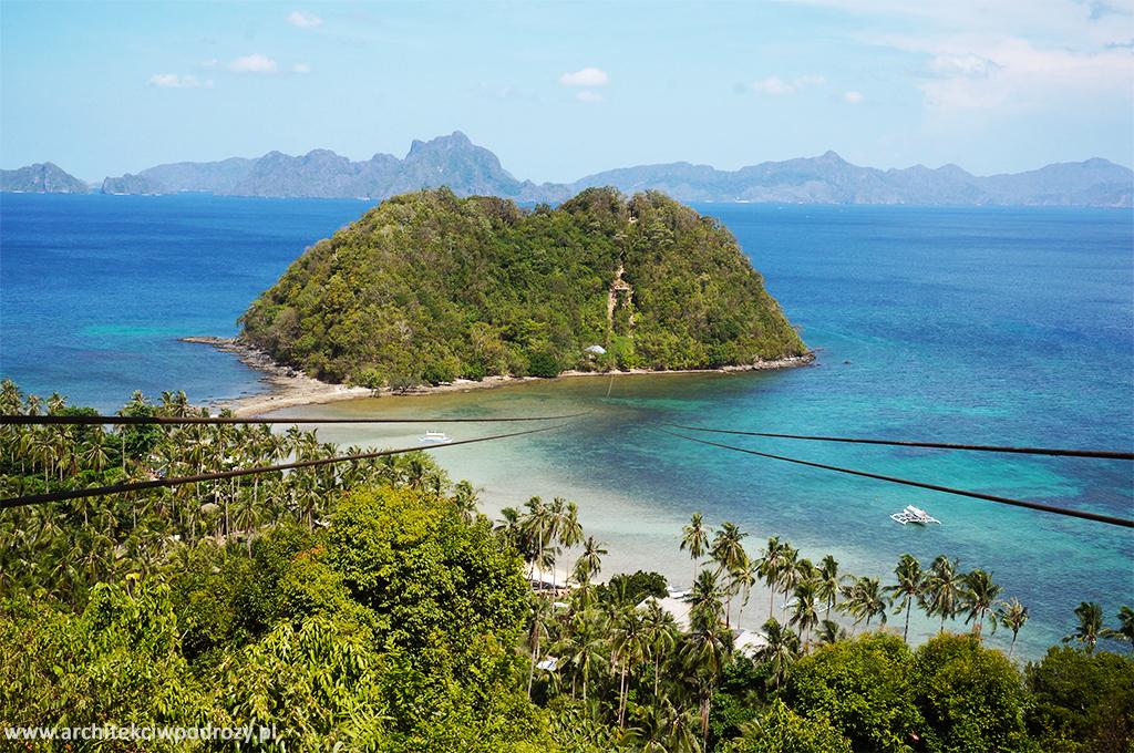 056 - Filipiny najlepsze atrakcje Palawan