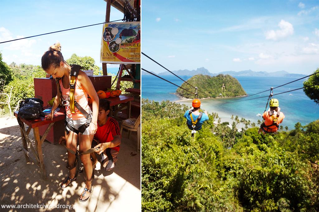 057 - Filipiny najlepsze atrakcje Palawan