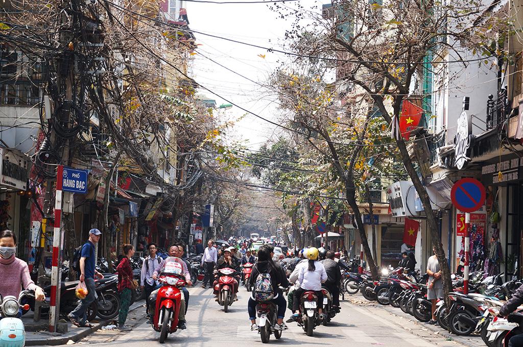 10 HANOI - Wietnam