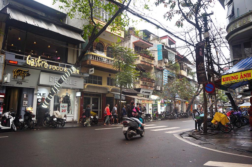 14 hanoi - Wietnam