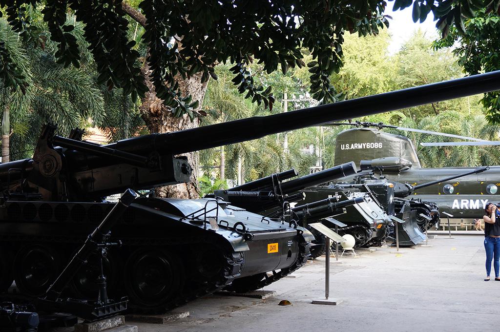 31 muzeum wojny - Wietnam