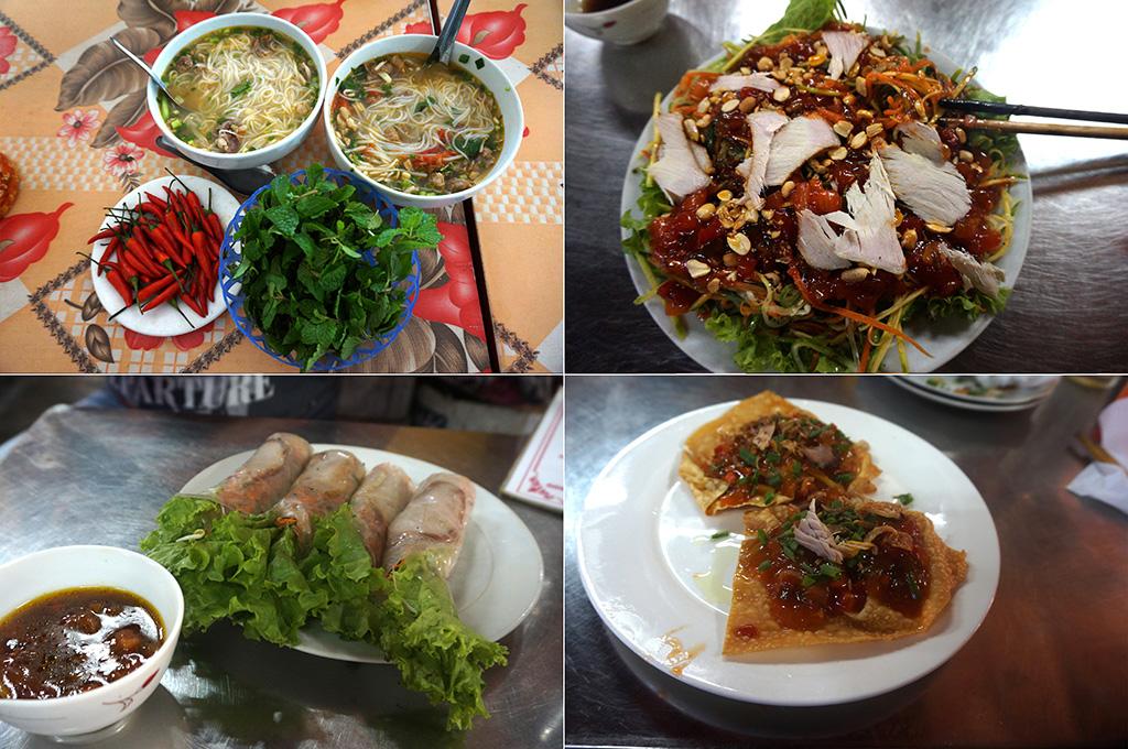 59 jedzenie dardzo dobre - Wietnam