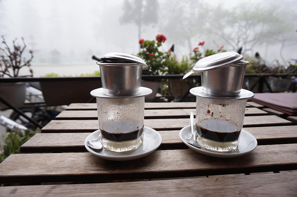 62 tradycyjna kawa - Wietnam