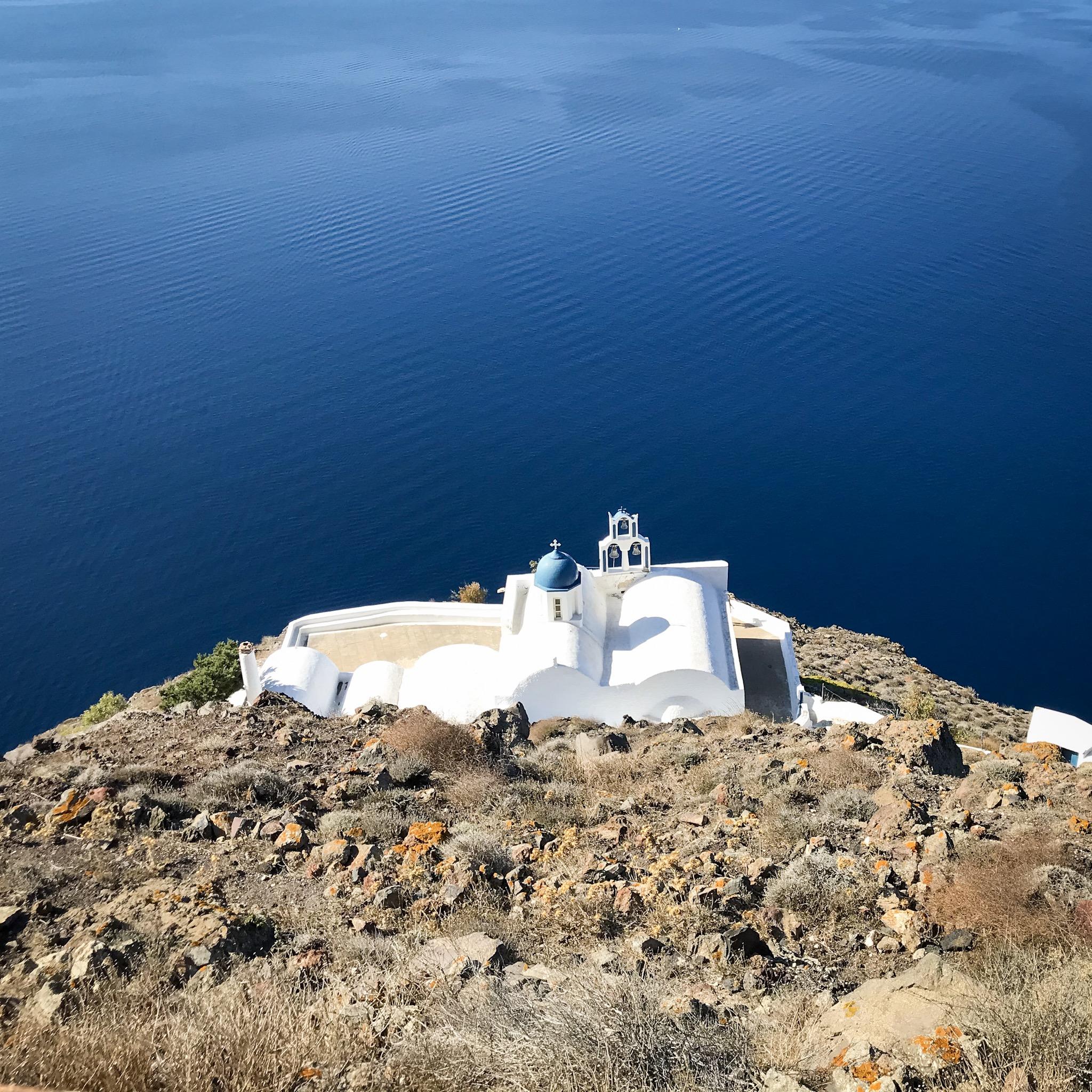 IMG 3215 - Greckie Santorini w listopadzie