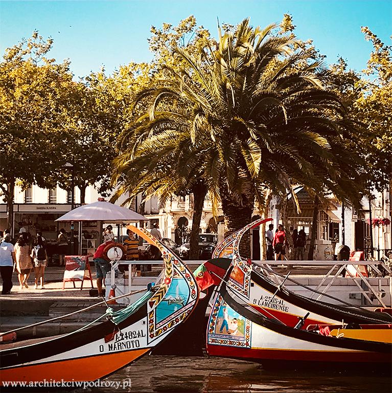 aveiro3 - Portugalia- Lizbona, Porto i okolice