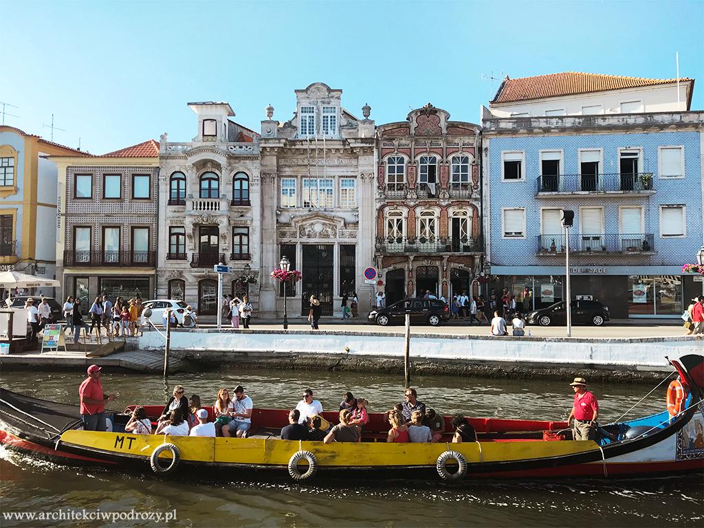 aveiro5 - Portugalia- Lizbona, Porto i okolice