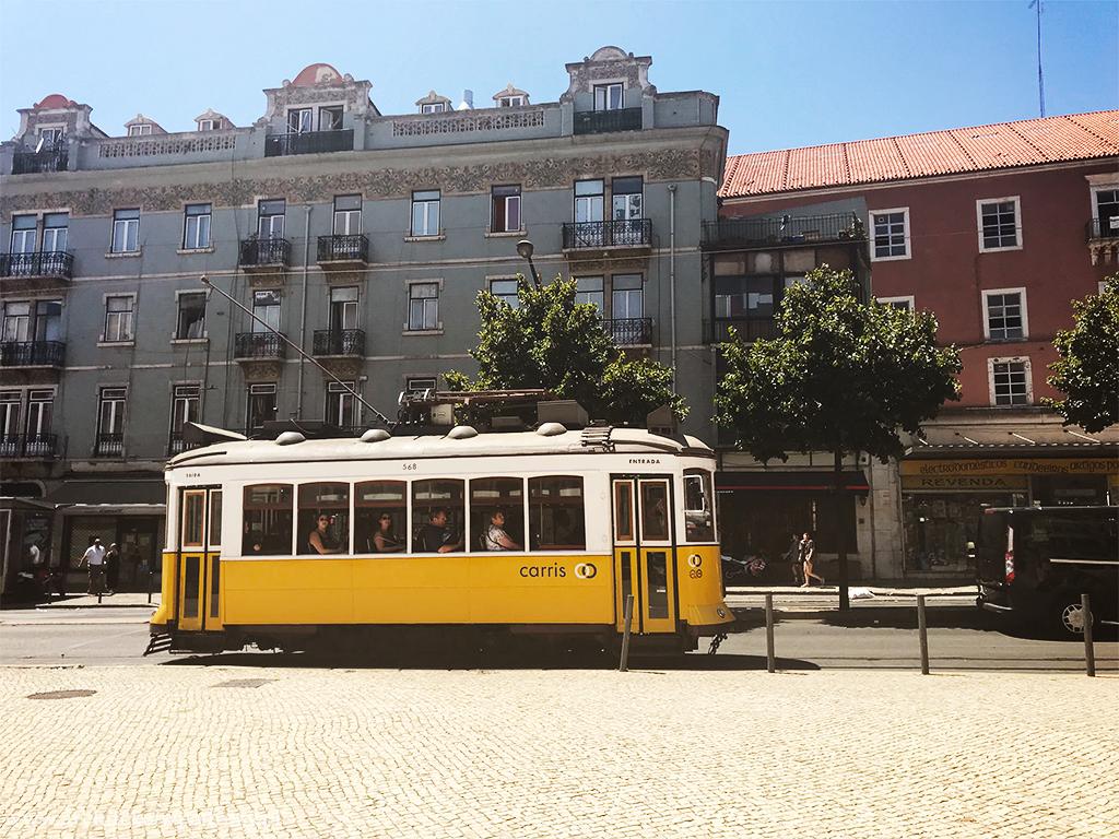 lizbona11 - Portugalia- Lizbona, Porto i okolice