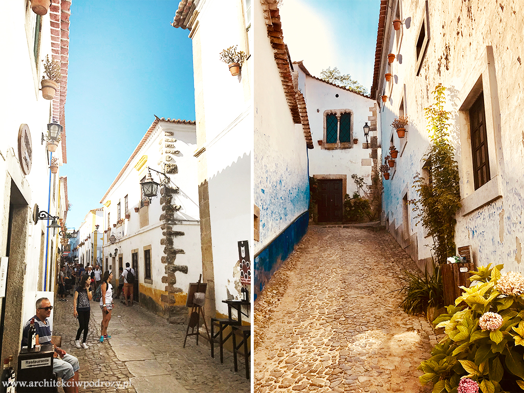 obidos3 - Portugalia- Lizbona, Porto i okolice