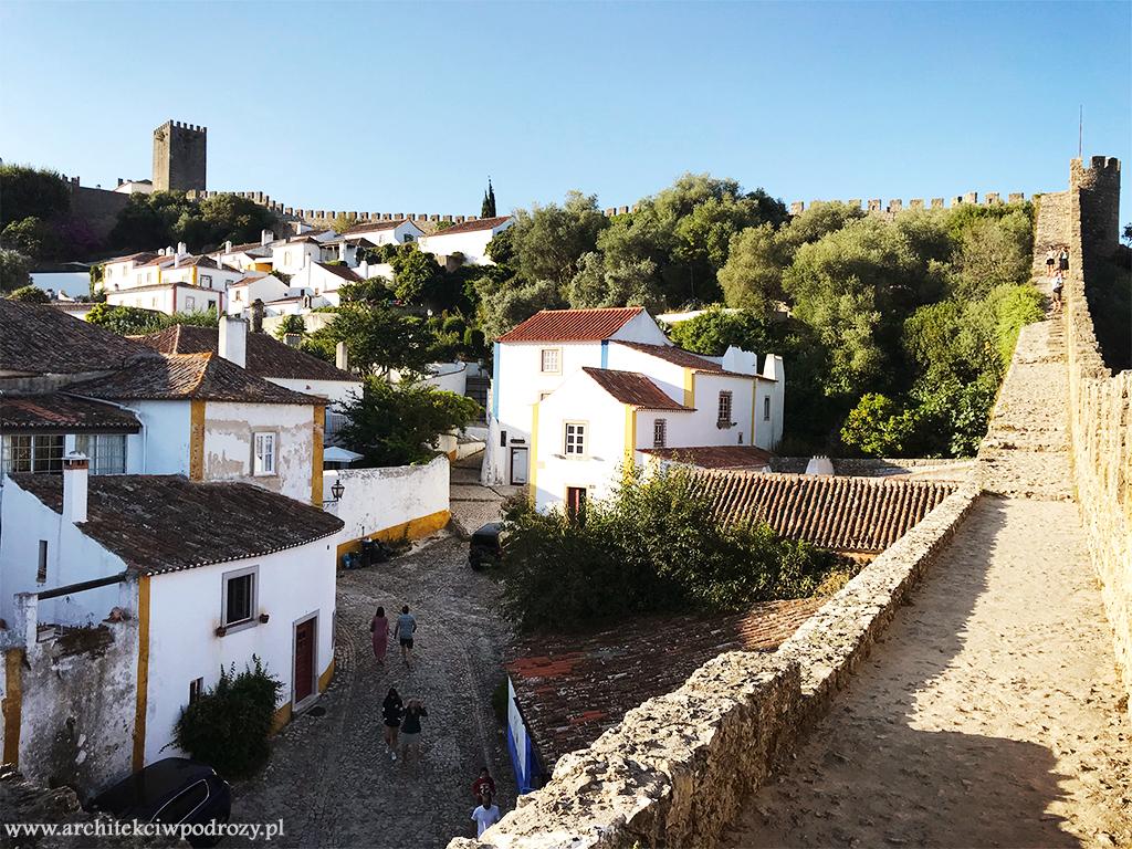 obidos8 - Portugalia- Lizbona, Porto i okolice