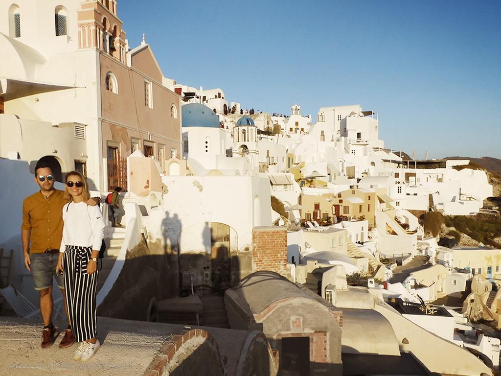 santorini1 - Greckie Santorini w listopadzie