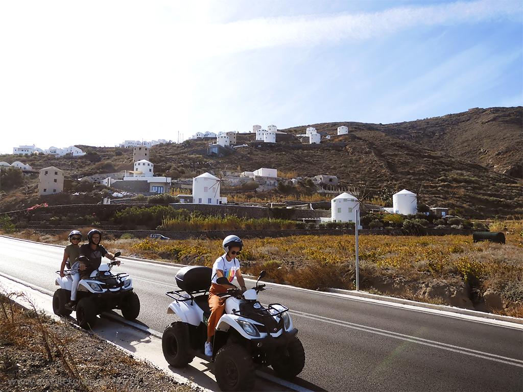 santorini4 - Greckie Santorini w listopadzie