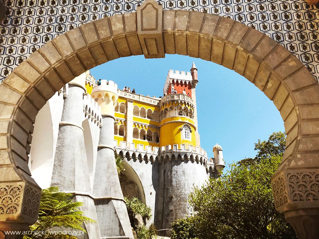 sintra3 - Portugalia- Lizbona, Porto i okolice